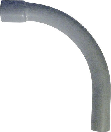 Cantex 2 in. Dia. PVC Electrical Conduit Elbow 1 pk