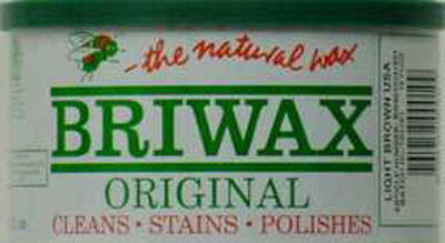 Briwax Original The Nature Wax Paste Wax 1 lb.