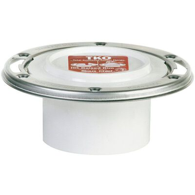 Sioux Chief TKO PVC Toilet Flange