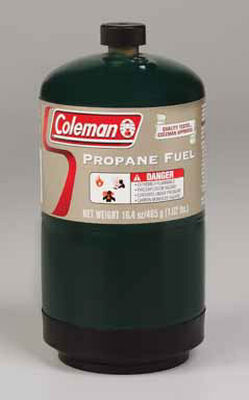Coleman 16 oz. Propane Fuel