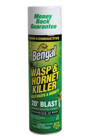 Bengal Insect Killer For Wasps and Hornets 15 oz.