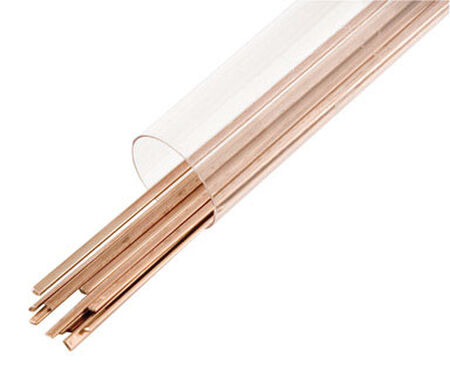 Forney 1/8 in. Dia. x 18 in. L Copper Welding Rods For Sil-Flo Brazing