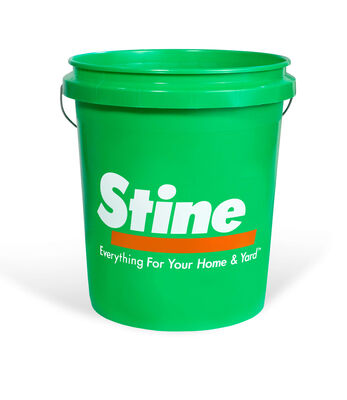 Stine Green 5 Gallon Bucket