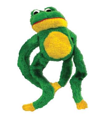 Digger's For Dog Frog Plush Frog Dog Toy