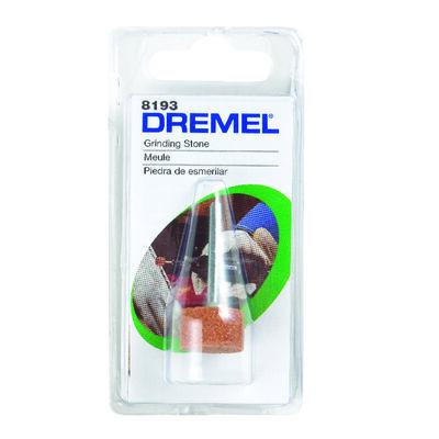 Dremel Aluminum 5/8 in. Dia. Grinding Stone Aluminum Oxide
