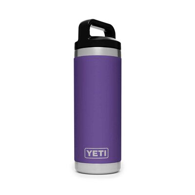 YETI Rambler 18 oz. Insulated Bottle Peak Purple