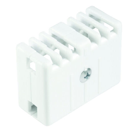 Rubbermaid Joiner Plate White