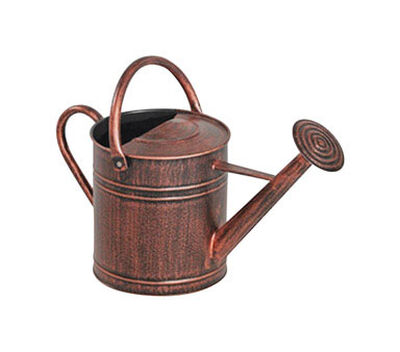 Panacea 2 gal. Metal Copper Watering Can