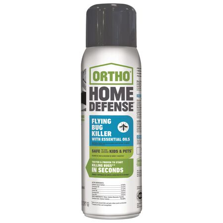 Ortho Home Defense Organic Flying Bug Killer 14 oz.
