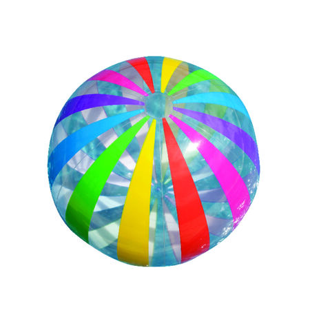 Intex Jumbo Beach Ball 42 in. Vinyl