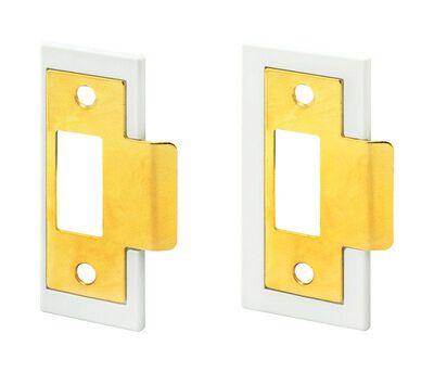 FIX-A-LATCH Door Catch Repair Kit Brass
