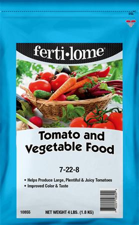 Ferti-lome Tomato Vegetable Food 4 lb