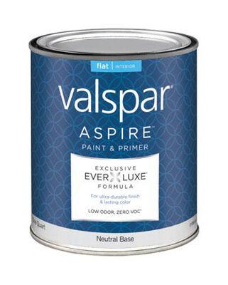 Valspar Aspire Interior Acrylic Latex Paint & Primer 1 qt.