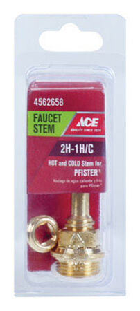 Ace Low Lead Hot and Cold 2H-1H/C Faucet Stem For Pfister