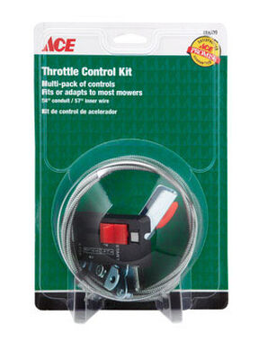 Ace Throttle Control For Most Mowers