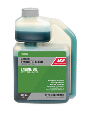 Ace 2 Cycle Engine Engine Oil 16 oz.
