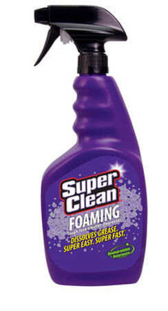 Super Clean Citrus Scent Cleaner and Degreaser 32 oz. Bottle