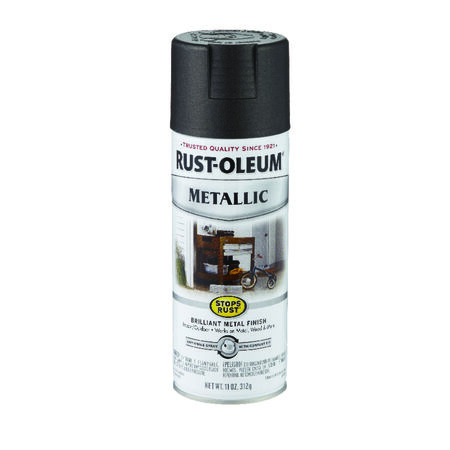 Rust-Oleum Stops Rust Oil Rubbed Bronze Metallic Spray Paint 11 oz.