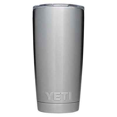 YETI Rambler 20 oz. Tumbler with MagSlider Lid Silver