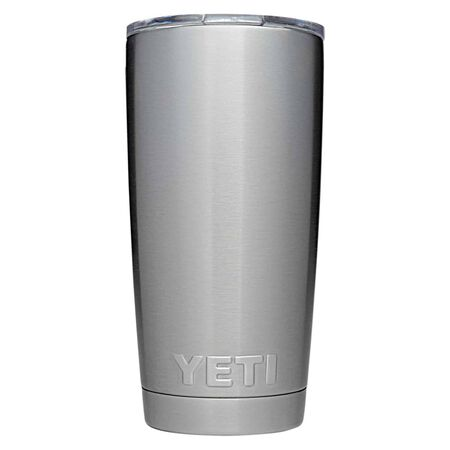 YETI Rambler 20 oz. Tumbler with MagSlider Lid Silver
