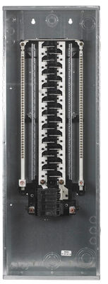 GE PowerMark Gold 200 amps 40 space 40 circuits 240 volts Plug-In Main Breaker Circuit Breaker P