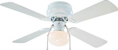 Boston Harbor Hugger Low Profile Ceiling Fan