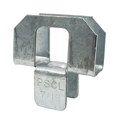 Simpson Strong-Tie Galvanized Steel 7/16 in. Panel Clip 1