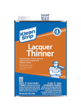 Klean Strip Lacquer Thinner 1 gal.