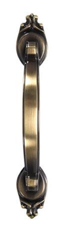 Amerock Allison Cabinet Pull 4-3/4 in. L 7/8 in. Antique Brass 1 pk