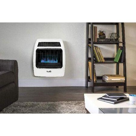 Dyna-Glo 700 sq. ft. 20000 BTU Natural Gas/Propane Wall Heater
