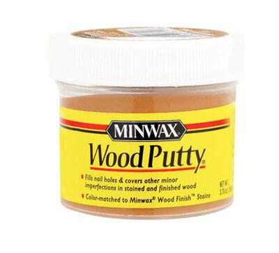Minwax Golden Oak Wood Putty 3.75 oz.