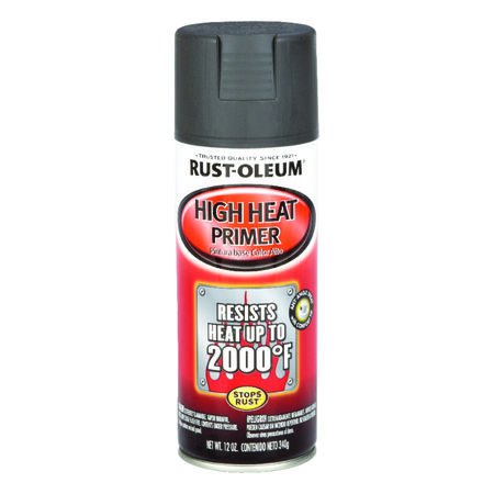 Rust-Oleum Stops Rust Liquid Automotive High Heat Primer Spray 12 oz.