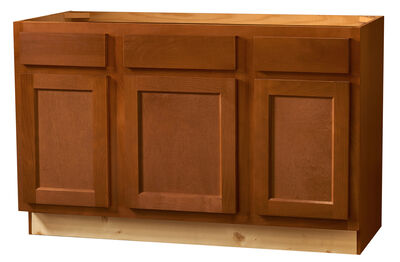 Glenwood Bathroom Vanity Cabinet V48S