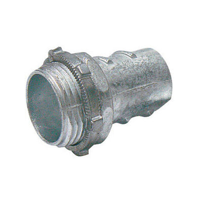 Sigma 3/4 in. Dia. Zinc Flex Connector