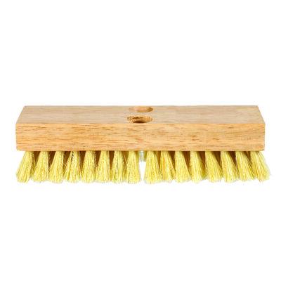 DQB 8 in. W Wood Scrub Brush Acid