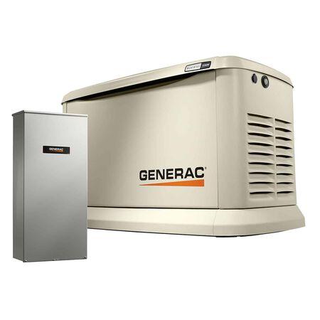 Generac Generator Guardian 22,000 watts