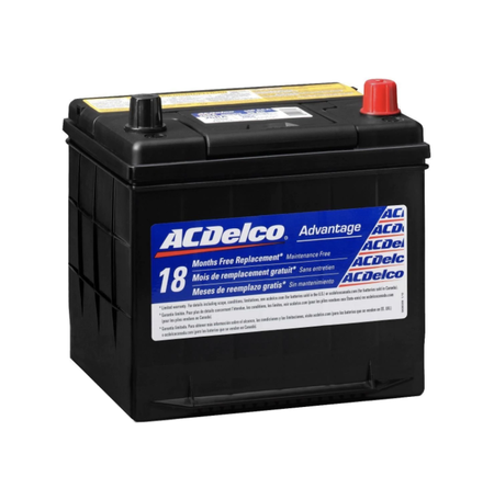 Generator Battery AC-Delco 26RS for Generator Standby