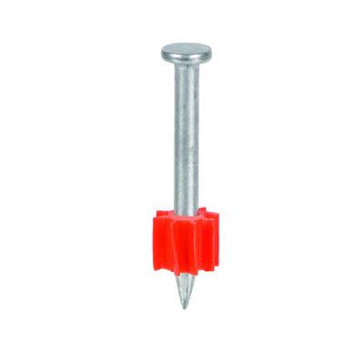 Ramset Drive Pins 1-1/2 in. L 100 pk
