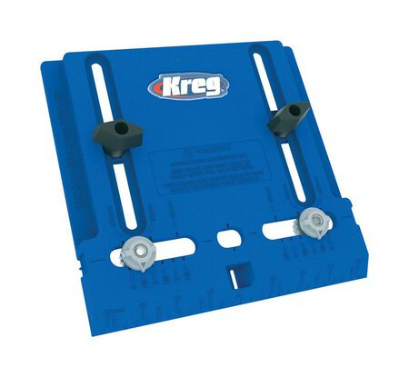 Kreg Tool Cabinet Hardware Jig For Wood