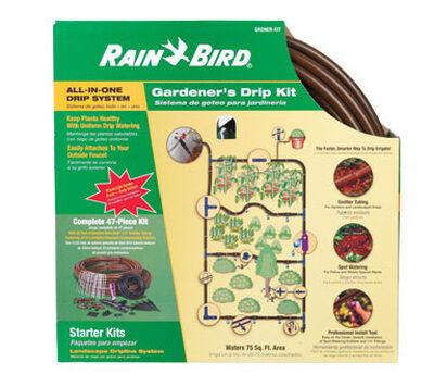 Rain Bird Drip Irrigation Plant Watering Kit