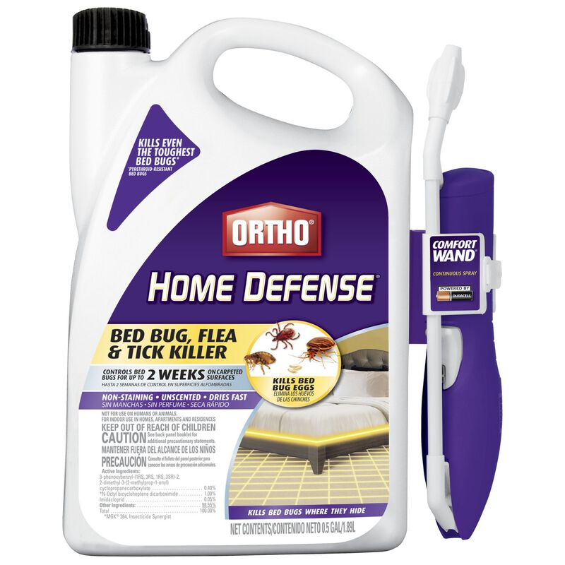 Ortho Home Defense Insect Killer For Bed Bugs Fleas