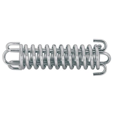 Prime-Line Porch Swing Springs Steel Silver 7-1/4 in. D