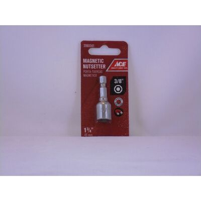 Ace 3/8 in. x 1-3/4 in. L Magnetic Nutsetter