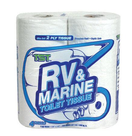 Camco RV & Marine 2 Ply Toilet Tissue 4 pk
