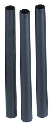 Shop-Vac Extension Wand 1.25 in. Dia. 3 pk