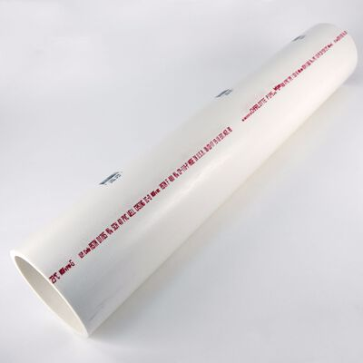 Charlotte Pipe Solid Pipe 4 in. Dia. x 2 ft. L Plain End Schedule 40