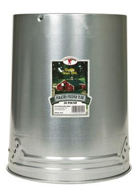 Miller 30 lb. Feeder Tube For Poultry 13-7/8 in. H