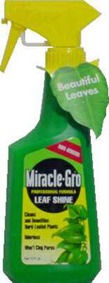 Miracle-Gro Plant Shine For All Plants 8 oz.