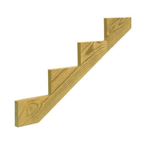 4 Step Stair Stringer