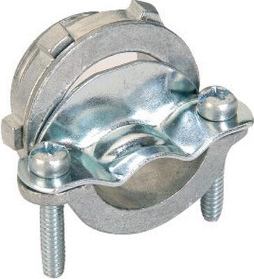 Gampak Sigma Non-metallic Cable Connector Silver 3/8 in. Dia.